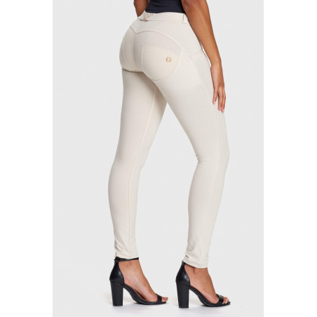 WR.UP® Regular Waist Super Skinny - Z64 - Light Beige