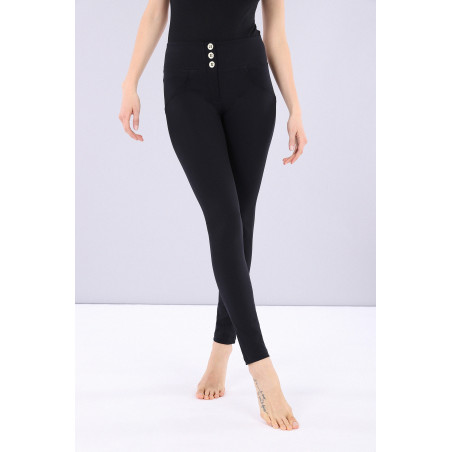 WR.UP® D.I.W.O Pro® - Mid Waist Super Skinny - 7/8 Length - N0 - Black