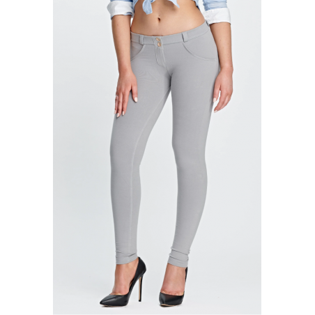 WR.UP® Low Waist Skinny - G23 - Light Grey