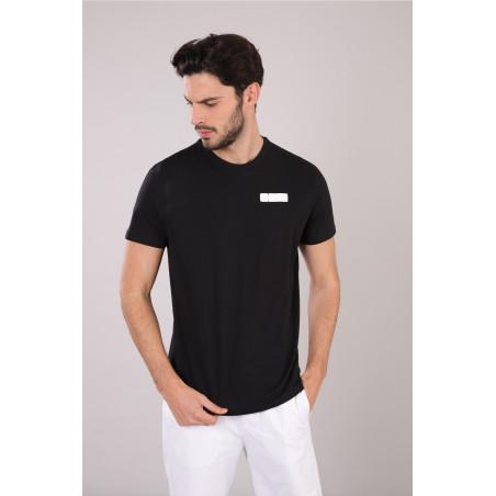 Cotton T-Shirt - N0 - Black