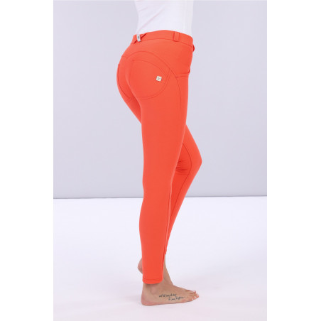 WR.UP® Regular Waist Skinny - Lustrous Shaping Pants - A77 - Nastrium