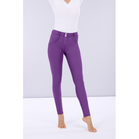 WR.UP® Regular Waist Skinny - Lustrous Shaping Pants - E53 - Chive Blossom