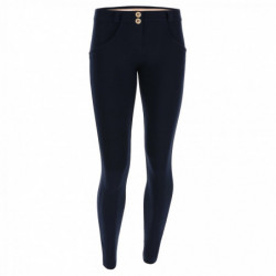 WR.UP D.I.W.O PRO - REGULAR WAIST SUPER SKINNY - N0 - BLACK