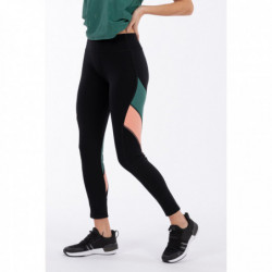 WR.UP ECOLEATHER - REGULAR WAIST SKINNY - N0 - BLACK