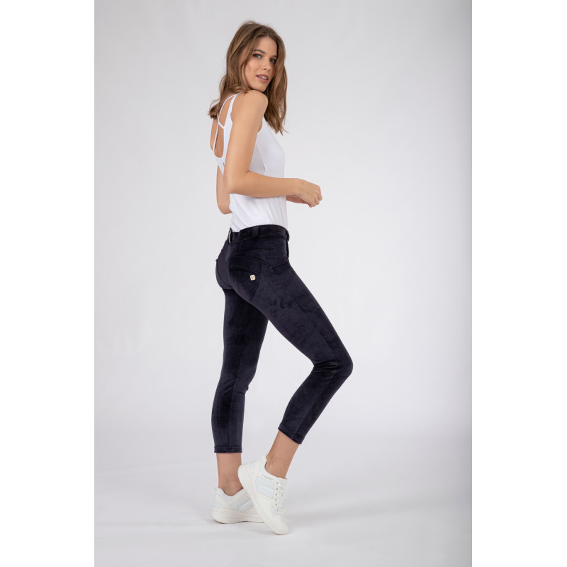 WR.UP® REGULAR WAIST SKINNY - B94 - Dark Blue