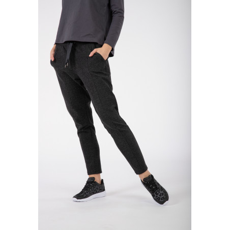 Tapered Leg Trousers - SP5 - Dark Matte