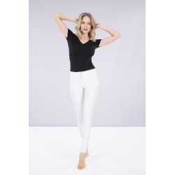 WR.UP REGULAR WAIST SUPER SKINNY - V570 - VETIVER