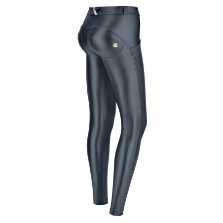 WR.UP® Regular Waist Super Skinny - Metallic - G108 - Phantom Metalized
