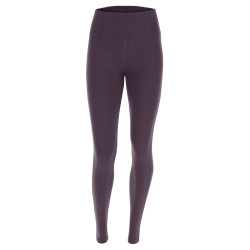 WR.UP HIGH WAIST SKINNY - MADE IN ITALY - N0 - BLACK