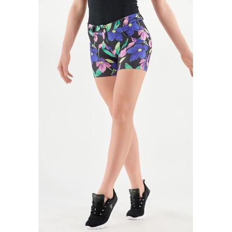 WR.UP® D.I.W.O® - Regular Waist Shorts - FLO13 - Floral Print