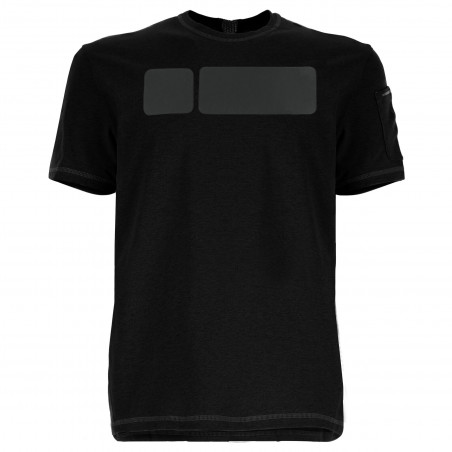 T-SHIRT - N0 - BLACK