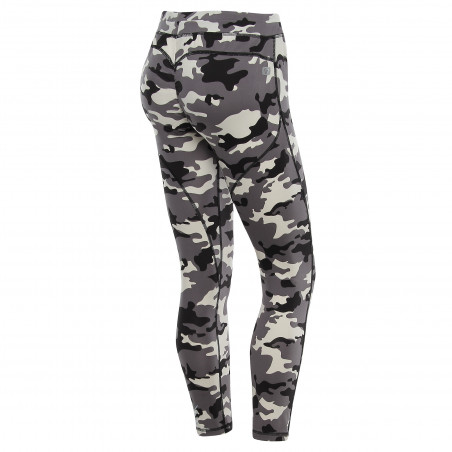 WR.UP SPORT D.I.W.O - 7/8 LENGHT - GGW1 - WINTER CAMOUFLAGE
