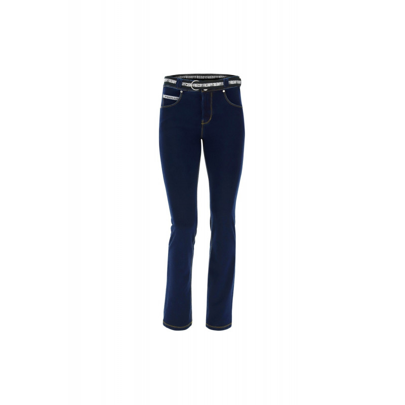 WR.UP® LOW WAIST SKINNY Denim effect
